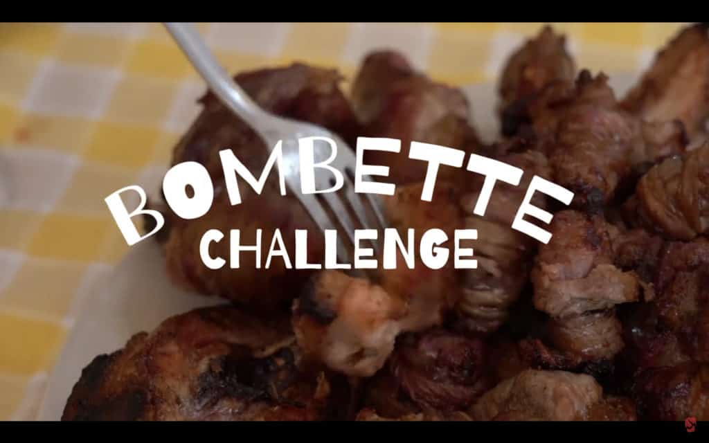 Bombetta challenge Il Mannarino